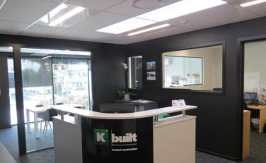 K-Built Construction Office