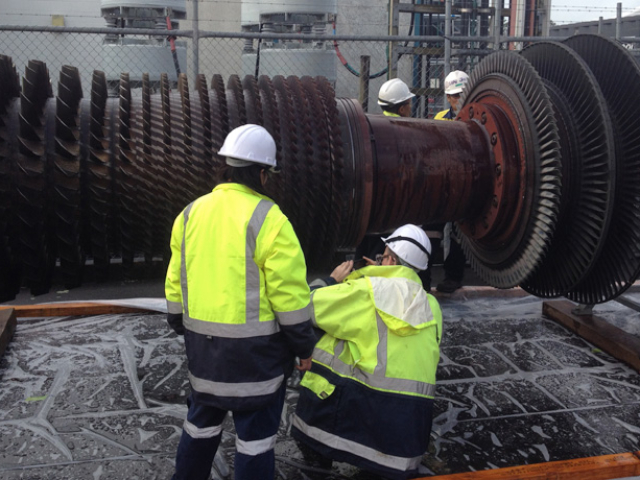 ghost electrical commercial industrial turbine repairs