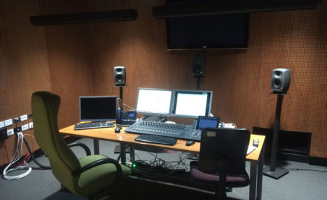TVNZ Post production, Editing Suites, Audio and Voice over booths