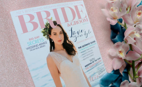 NZ Bride and Groom magazine feature
